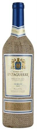 Vino de Eyzaguirre Merlot Wine In The Sack